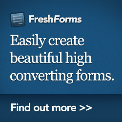 FreshForms simple easy online forms