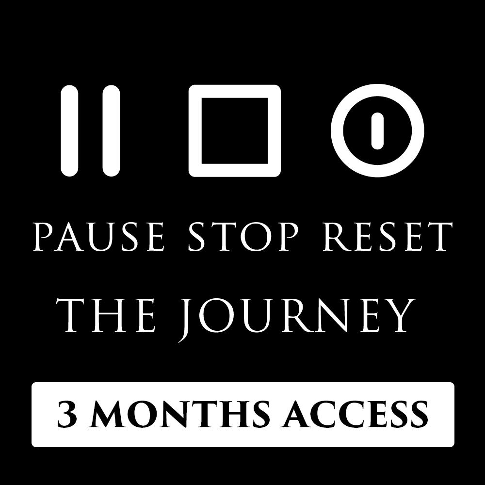 PSR 3Month Journey