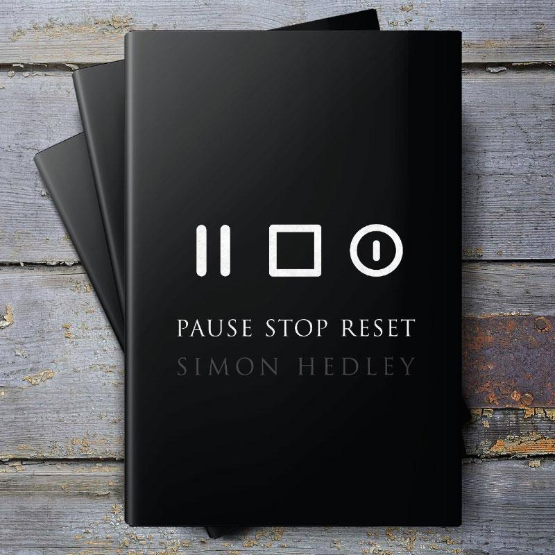 Pause Stop Reset by Simon Hedley