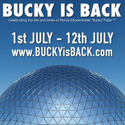 Bucky Is Back