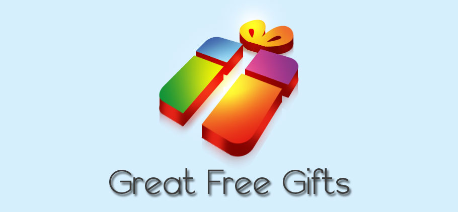 Great Free Gifts