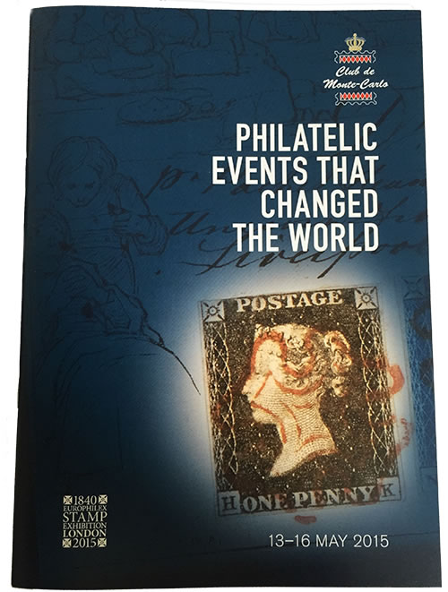 Philatelic Events that changed the world