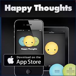 Get Happy Thoughts App