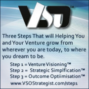 Simon VSO Strategist Venture Visioning, Strategic Streamlining, Outcome Optimisation